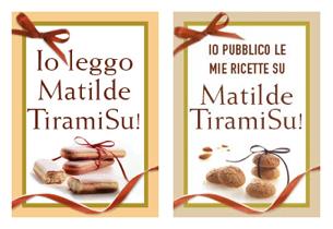 Badge Pasticceria Matilde Vicenzi per Blogger