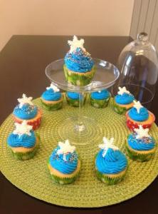 Cupcakes allo zenzero e limone di Marco Messina