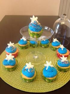 Cupcake allo zenzero e limone di Marco Messina
