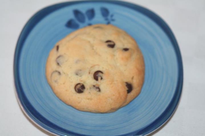 Choco crisp cookies di Anna Caterina Angione