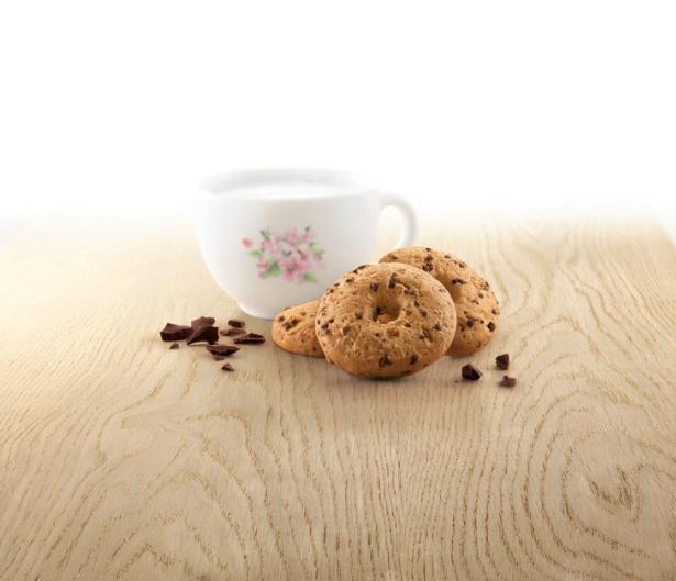 Biscotti Ciambelline Matilde Vicenzi per la colazione