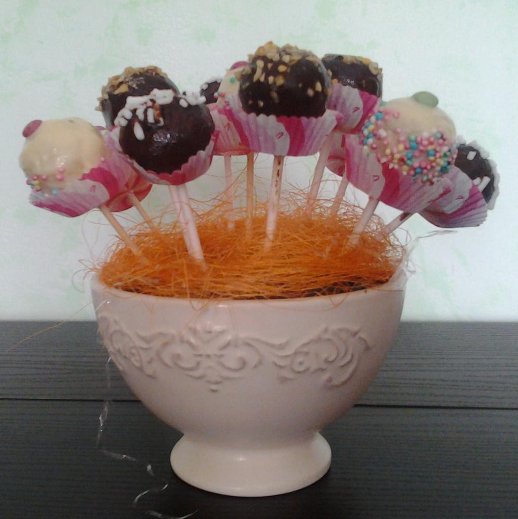 Cake pops di Patrizia Trainni