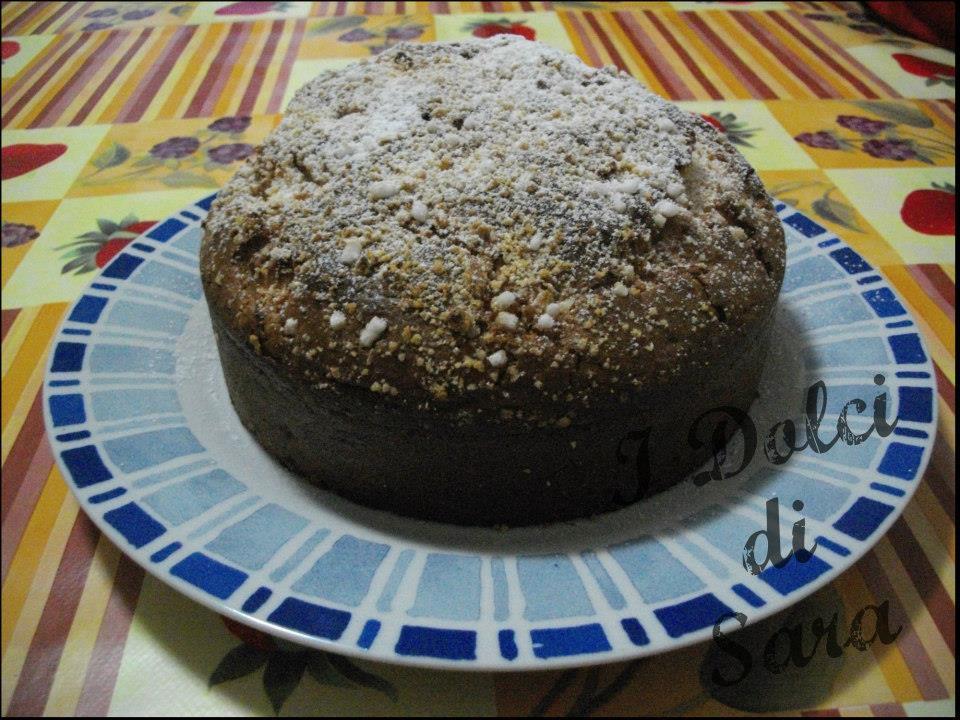 torta mandorle e mele