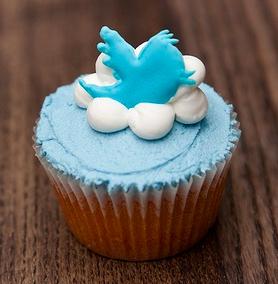 Twitter da mangiare: delizioso cupcake!
