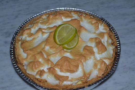 Lime Pie di Alessandra Consonni