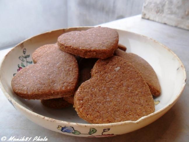 Ricetta Biscotti Al Burro Per Celiaci.Cuori Di Cacao Senza Glutine E Senza Lattosio