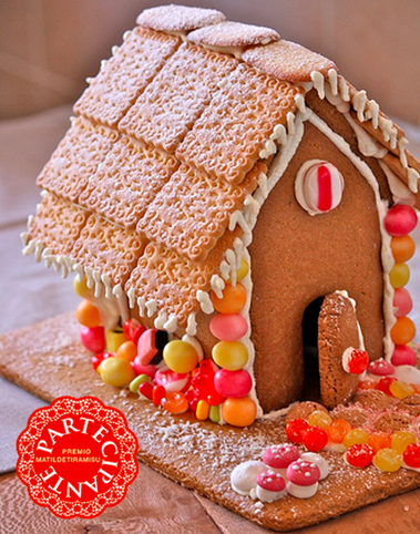 Gingerbread House di Erika Cartabia