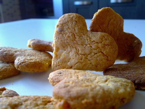 Biscotti di Katia: Cuor di Cerali e Frutta