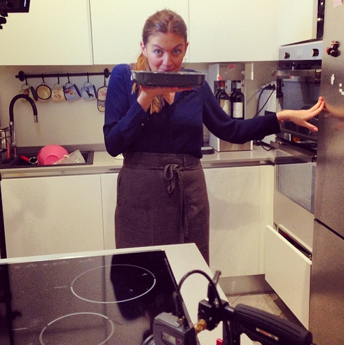 La foodblogger Chiara Maci per Pasticceria Matilde Vicenzi