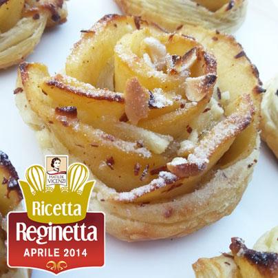 Ricetta Reginetta blog Matilde Vicenzi (aprile 2014)