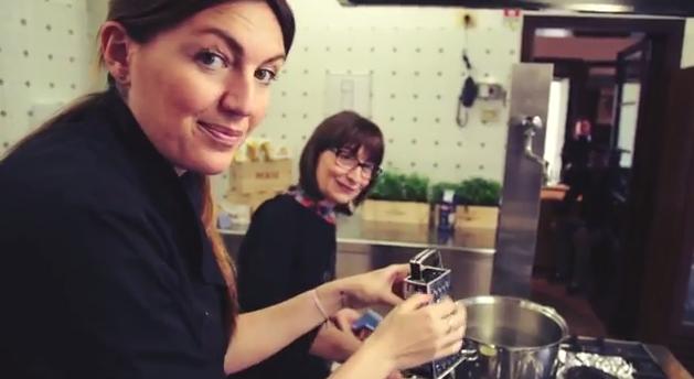 Matilde Vicenzi: in cucina tutti insieme, con Chiara Maci!
