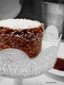 Microchococake di Anna Pierri per Matilde Vicenzi