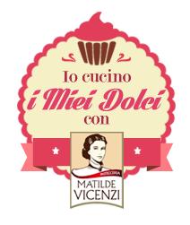 "Badge ""Io cucino con Matilde Vicenzi"""
