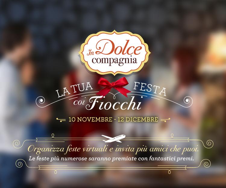 """Concorso Matilde Vicenzi """"In dolce compagnia"""""""
