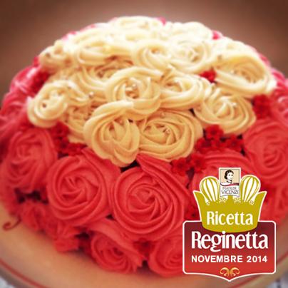 Ricetta Reginetta di Novembre: Rosecake