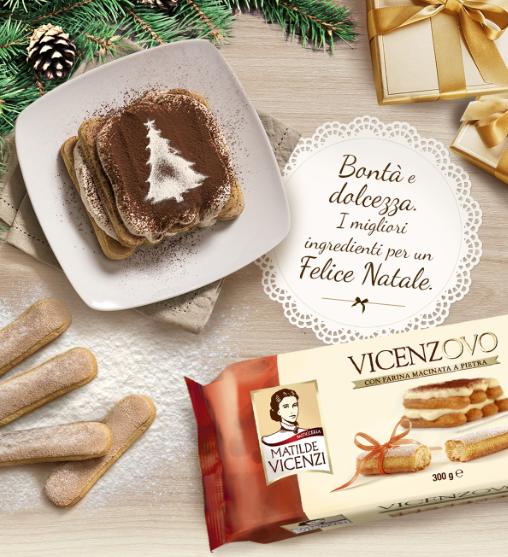 Da Matilde Vicenzi, auguri di buon Natale e felice anno nuovo!