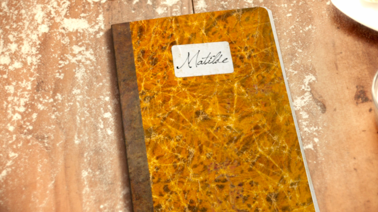 Antico Ricettario Vicenzi: i dolci della famiglia di Matilde Vicenzi