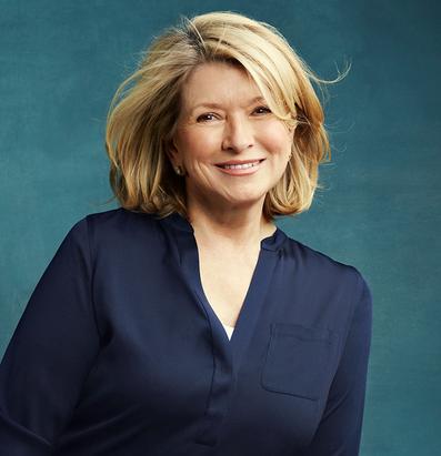 Martha Stewart: arte del ricevere e non solo