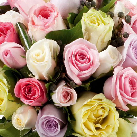 Centrotavola di Maggio: la rosa