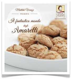 Ricette dolci: ebook omaggio di ricette a base di amaretti, da Matilde Vicenzi
