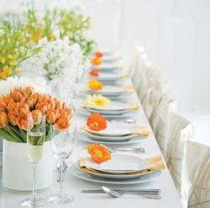 La tavola dell'estate, un'idea da Matilde Vicenzi