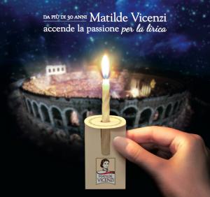 Le candeline di Matilde Vicenzi illuminano il Festival Lirico di Verona