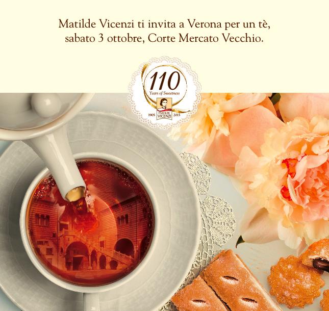 110 anni di dolcezza con Matilde Vicenzi