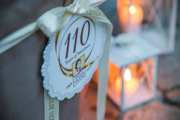 Festa per i 110 anni di dolcezza della vostra Matilde Vicenzi