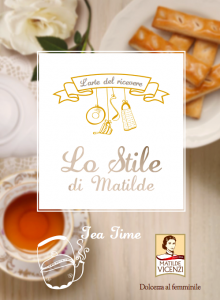 Ebook Arte del Ricevere di Matilde Vicenzi