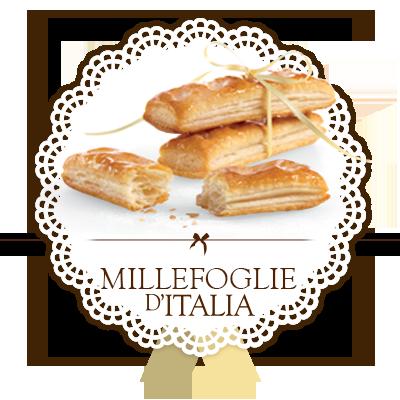 Millefoglie d'Italia: le sfogliatine di Matilde Vicenzi