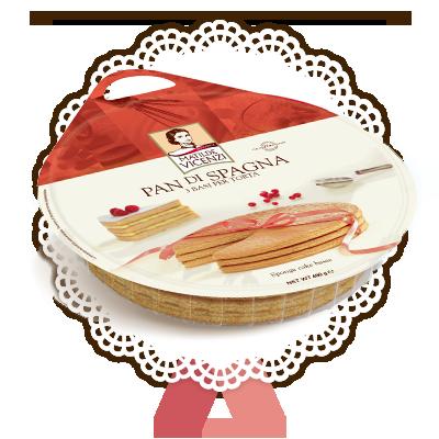 Basi Pan di Spagna