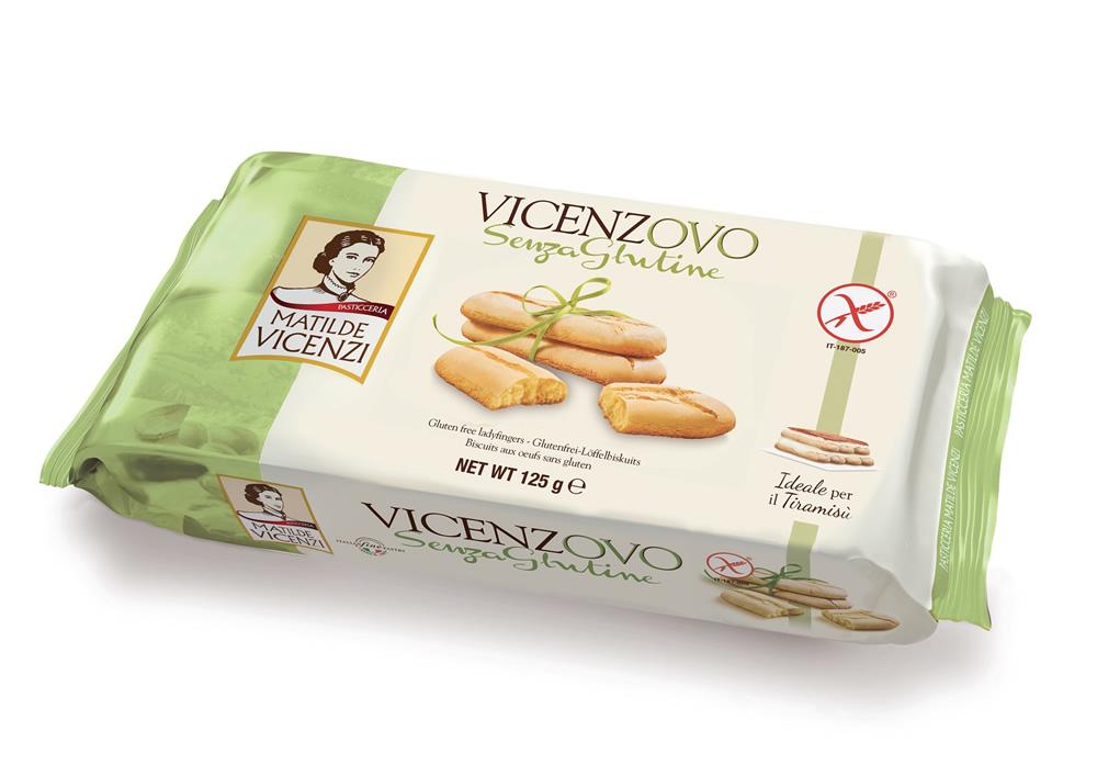 Savoiardi Vicenzovo senza Glutine