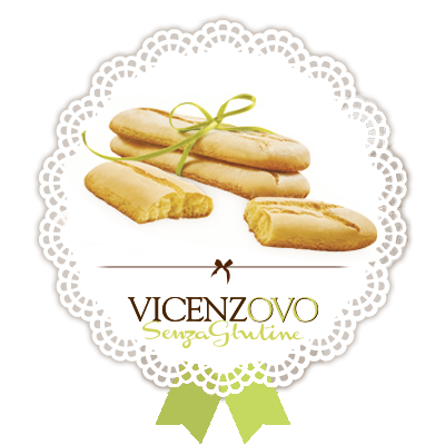 Savoiardi senza glutine Vincenzovo, la linea per celiaci di Matilde Vicenzi